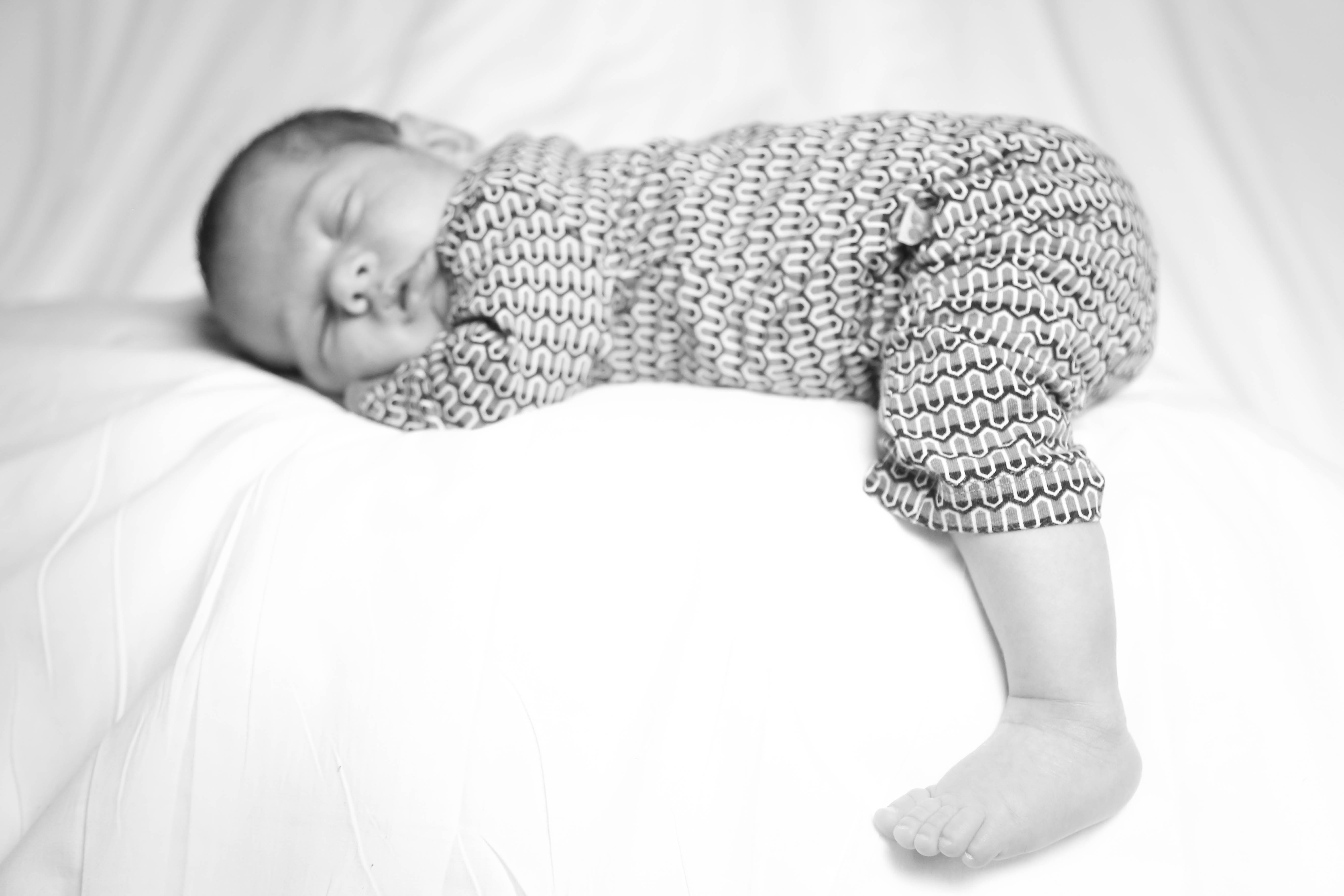 Babyshoot door iRits.be
